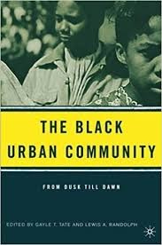 The Black Urban Community: From Dusk Till Dawn by Gayle T. Tate ...