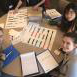 Arcadia students creating a tactical plan for the Arcadia Votes initiative.